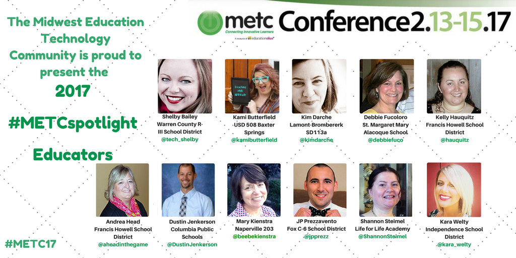 METC Spotlight Educators