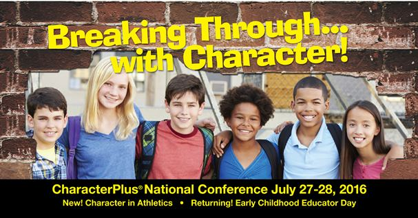 CharacterPlus National Conference