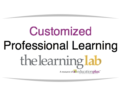 Customized Professional Learning Info