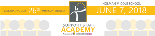 EdPlus Support Staff Academy Conference