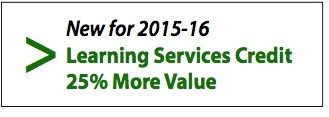 Learning Services 2015